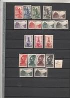 DAHOMEY -  Lot Collection 18 Timbres Neufs Avec Charnière Et Sans Gomme - Dahomey (1899-1944)