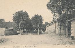 89 // CHABLIS    La Promenade Du Patis, Toulot édit  20 - Chablis