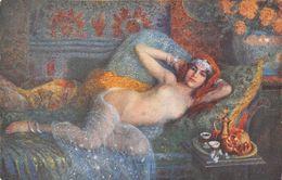 YASMINA - SALON DE PARIS 1913 - Nus Adultes (< 1960)