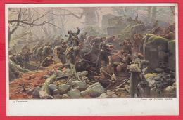 """223500 / Bulgarian Art Dimitar Gyudzhenov - 1915 Fought At Peak Kitka """"Rosoviti Stone"""" NPG Bulgarie Bulgarien - Bulgarie"""