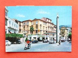 Cartolina Nicastro - Piazza Francesco Fiorentino - 1962 - Catanzaro