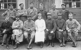 CARTE-PHOTO- MILITAIRE - Guerre 1914-18