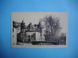Château De La LAUBIE  - 15  -  Vallée De Mandailles  -  CANTAL - France