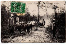 Guinée-Bissau :  Attelage De Boeufs - Guinea-Bissau