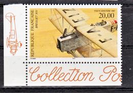 France PA  61a  Breguet XIV  Neuf ** TB MNH Sin Charnela - 1960-.... Neufs