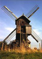 SAINT-SAUVEUR ~ Frasnes-lez-Anvaing (Hainaut) - Molen/moulin - Moulin Valentin En Gros Plan. Image Historique: 1965 - Frasnes-lez-Anvaing