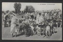 AÏN BESSEM - Le Marché Arabe - Algerije