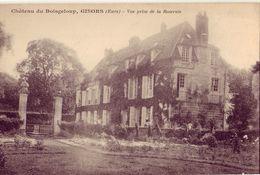 27 GISORS Château Du Boisgeloup - Gisors