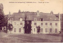 27 Château De Boisgeloup GISORS Façade Sur Le Parc - Gisors