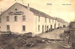 Jalhay - Hôtel Moureau (Hôtel Des Touristes) - Jalhay