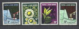 PAPUA NEW GUINEA 1967 - INDUSTRIES - CPL. SET - USED OBLITERE GESTEMPELT USADO - Papouasie-Nouvelle-Guinée