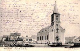 Jamoigne - L'Eglise Et Les Bulles (animée, Edit. F. Pierson 1903) - België