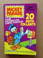 Disney - Mickey Parade - Année 1982 - N°32 - Mickey Parade