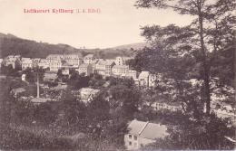 ALTE  AK   KYLLBURG / Rnld.-Pf.  - Teilansicht - Gelaufen 1912 - Germany