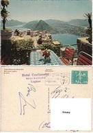 Hotel-Ristorante Monte Brè - Brè Sopra Lugano - E. Huhn - Hotels & Gaststätten
