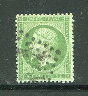 Y&T N°20 Oblitéré - 1862 Napoléon III.