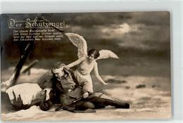 51818864 - Schutzengel Soldat WK I Poesie - Anges