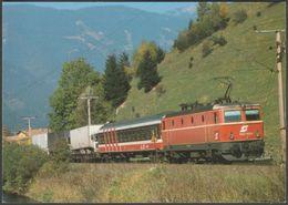 Österreichischen Bundesbahnen Elektro-Lokomotive 1044 053-5 - Reiju AK - Trains