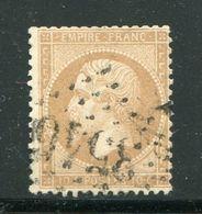 Y&T N°21 GC 3546- SAINT CHINIAN 33 - Storia Postale (Francobolli Sciolti)