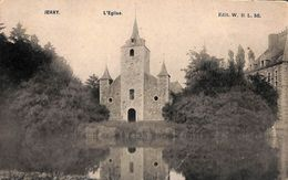 Jehay - L'Eglise (Edit W B 1913) - Verlaine