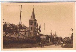 61..   LE  BOURG  SAINT   LEONARD     L' EGLISE   +  ATTELAGE   TBE - Other Municipalities
