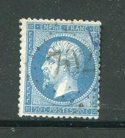 Y&T N°22 GC 702- CALVI 19 - 1849-1876: Classic Period