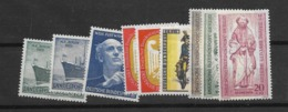 1955 MNH Berlin, Year Collection, Postfris** - Berlin (West)