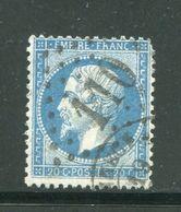 Y&T N°22 GC 110- ANNECY 89 - Marcophilie (Timbres Détachés)