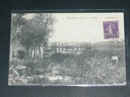 PALLUEL  / ARDT  ARRAS  1910        EDITEUR - Andere Gemeenten