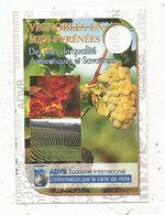 Publicité, Vignobles En Midi Pyrénées ,2 Scans, Cahors , Gaillac , Côte De Frontonnais ,Madiran... - Advertising