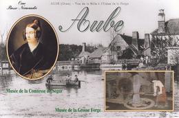 61 AUBE / PORTAIT COMTESSE DE SEGUR / MUSEES - Francia