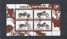 Blok Harley Davidson - Motorbikes