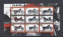 Blok Harley Davidson - Motorfietsen