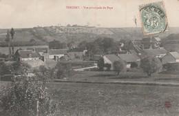 TRICHEY - VUE PRINCIPALE DU PAYS - BEAU PLAN - 2 SCANNS - - France