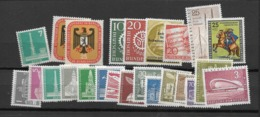 1956 MNH Berlin, Year Collection, Postfris** - Berlin (West)