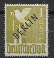 1948 MNH Berlin,  Postfris** - Unused Stamps