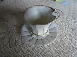 Tasse En Porcelaine XIX è Siècle - Ceramics & Pottery