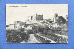Cartolina Bardassano - Panorama - 1910 Ca. - Italia