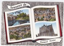 Loire-Atlantique - Guemené-Penfao - Pont Sur Le Don - Vue Générale - Le Don - L'église - Guémené-Penfao