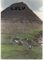 ILES FEROE : Vioareioi Malingsfjall ( 751 M ) Asmundur Poulsen Photo And Copyright - Faroe Islands