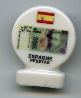 FEVES - FEVE - BILLET  EUROPE - ESPAGNE - PESETAS - Countries