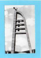 (62) AUDINGHEN   EGLISE SAINT-PIERRE  Architecte Colladant,LE CLOCHER .LA GIROUETTE .COQ. CPSM- P.F (N°6) - Autres Communes
