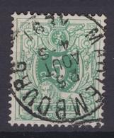 N° 45 :  MARIEMBOURG - 1869-1888 Lion Couché