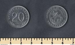 Bolivia 20 Centavos 1965 - Bolivia