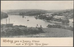River Fal, Malpas, Cornwall, C.1904 - Frith's Postcard - England