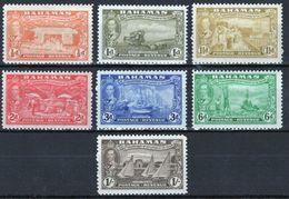 Bahamas George VI Small Selection From 1948 Tercentenary Of Settlement. - Bahamas (...-1973)