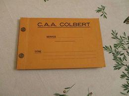 14 Plans Dépliants  Bateau Croiseur - C. A. A. Colbert  - Bt1 -  R/V - Autres Plans