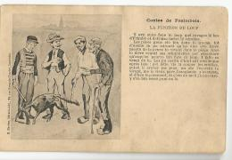 Contes De Fraimbois  La Punition Du Loup - Fairy Tales, Popular Stories & Legends