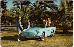 Renault Floride (Renault Caravelle In France) - Turismo