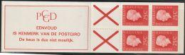 Nederland PB 9fF MNH - Carnets Et Roulettes